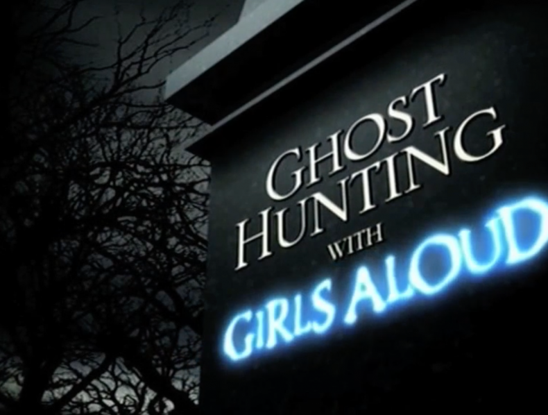Ghosthunting with Girls Aloud – Cutdown – Editor: Dave Depares