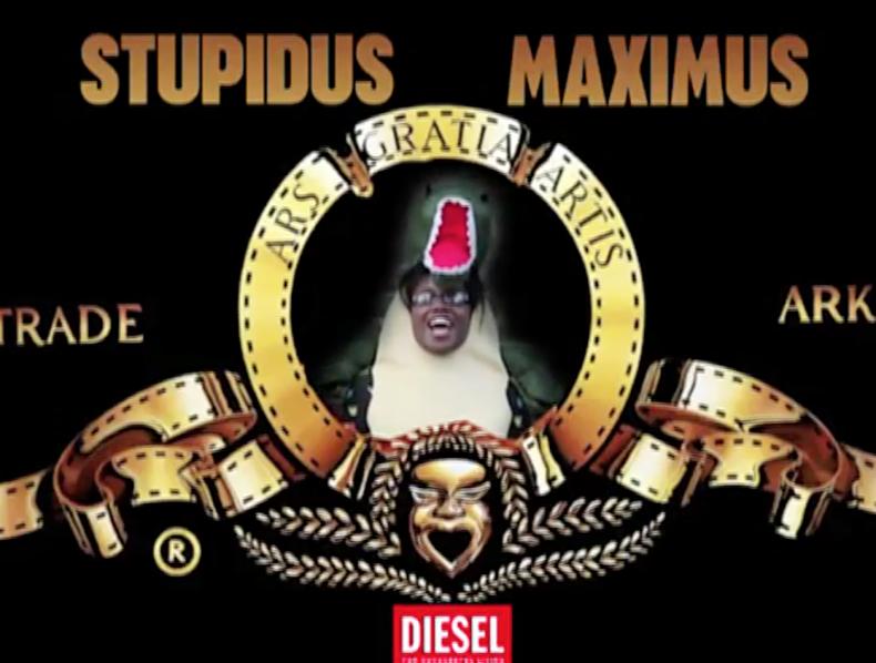 Diesel 'Be Stupid'