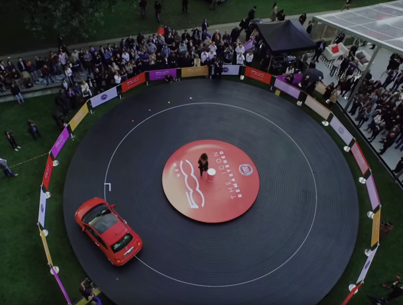 Fiat 500 'An Icon Remastered' feat. Ella Eyre