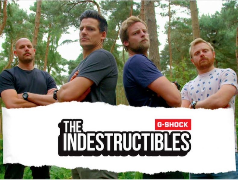 The Indestructibles Series 1 (Episodes 4 & 9) – Editor: Dave Depares