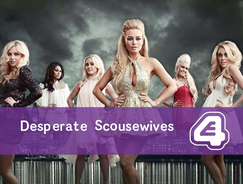 Desperate Scousewives Eps 1-10 – Editor: Dave Depares