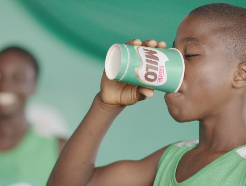 Nestle 30″ TVC 'Milo Basketball Championship' – Director: Dave Depares