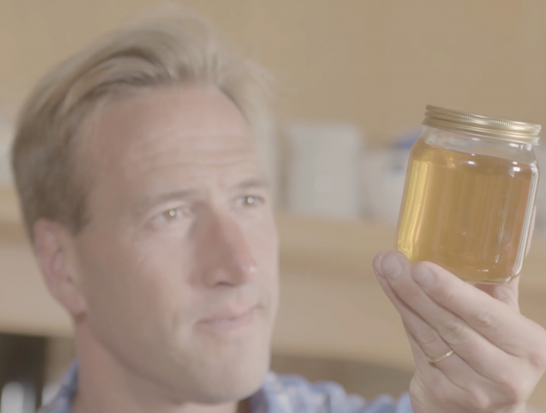Eat Natural 'PolleNation' with Ben Fogle – Director: Dave Depares