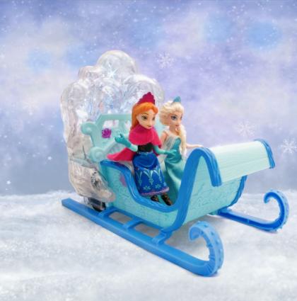 Argos ' Disney's Frozen' TVC