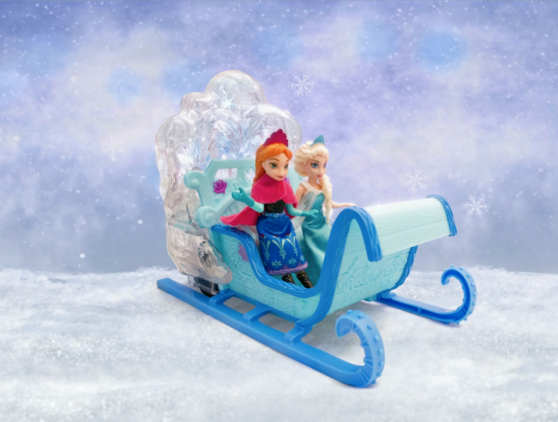 Argos ' Disney's Frozen' 30″ TVC – Editor: Dave Depares