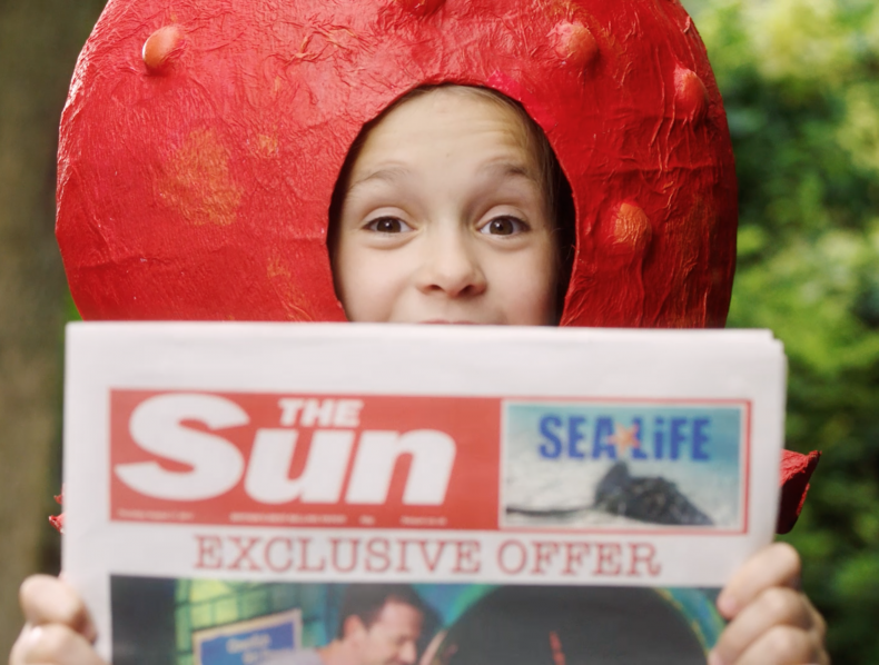 The Sun 30″ TVC (Director's Cut) – Director: Dave Depares
