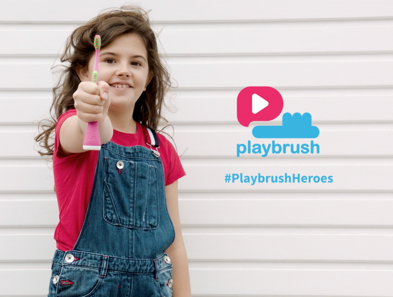 Playbrush 20″ TVC (German) 'Everyday Heroes' – Director: Dave Depares