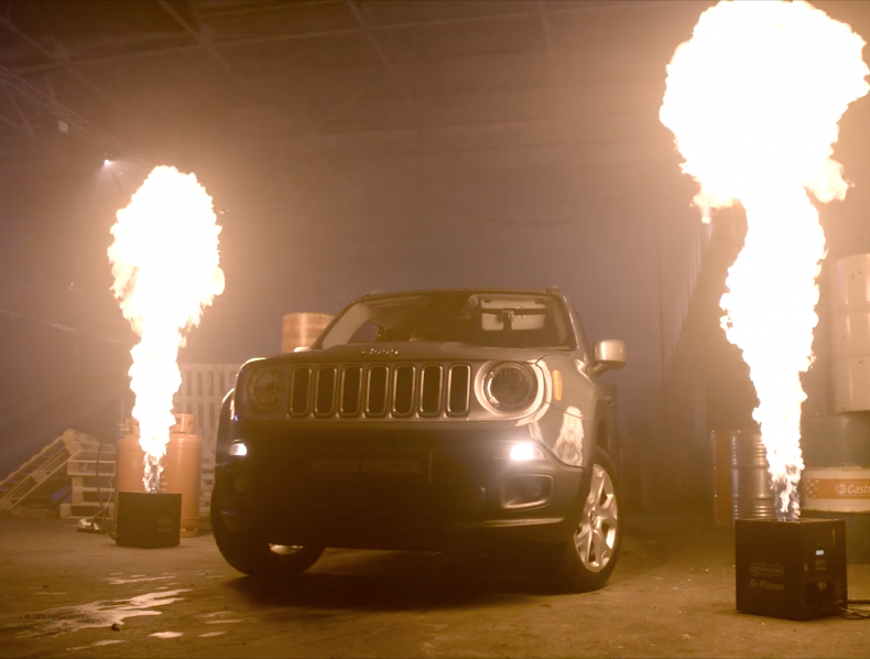 Jeep 'Mission Renegade' 60″ – Editor: Dave Depares