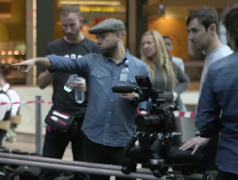 Hotel Chocolat ' The Gift' – The Making of – Video Treatment, Rehearsal, Behind the Scenes