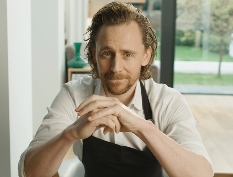 Tom Hiddleston 'Centrum' Commercial (China) – Director: Dave Depares